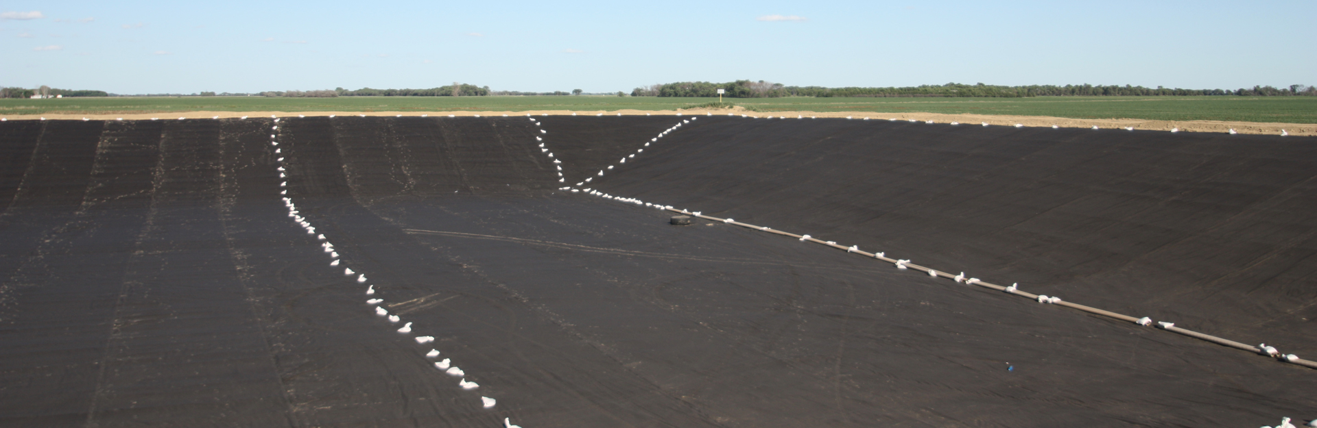 MidAmerica Liner is a Leader in Specialized HDPE Installation